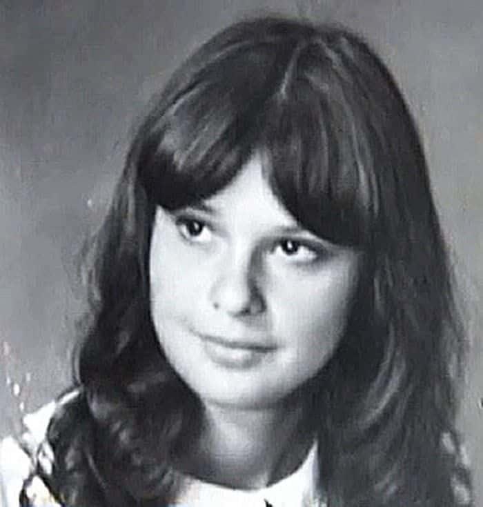 Анастасия Иванова в юности