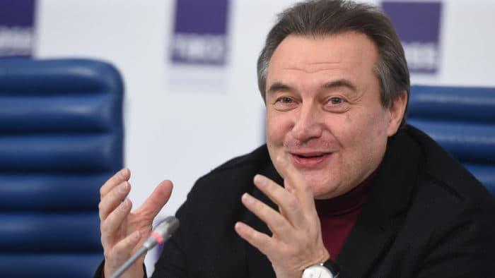Алексей Учитель в 2018 году