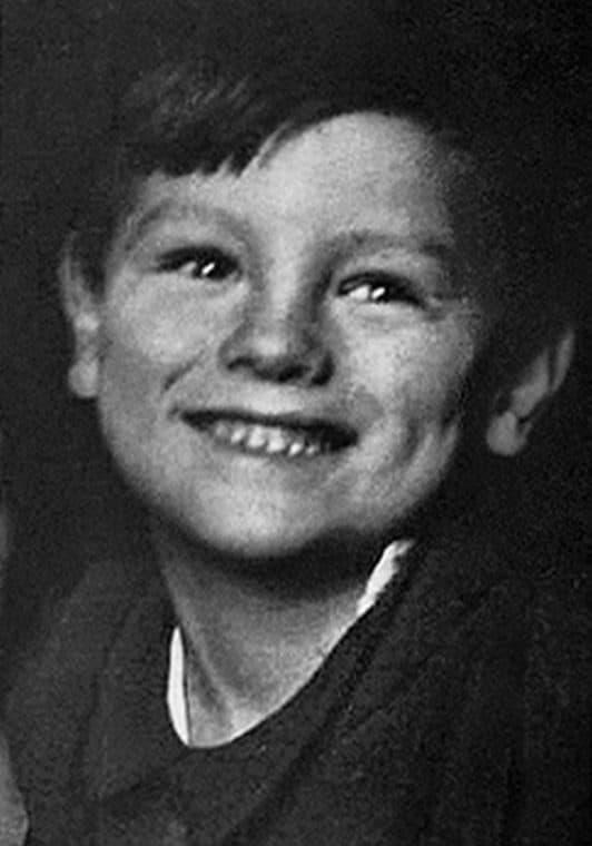 Андрей Тарковский в детстве