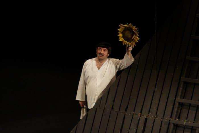 Богдан Ступка в театре