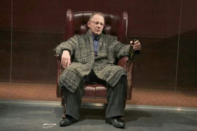 Дмитрий Шевченко в театре