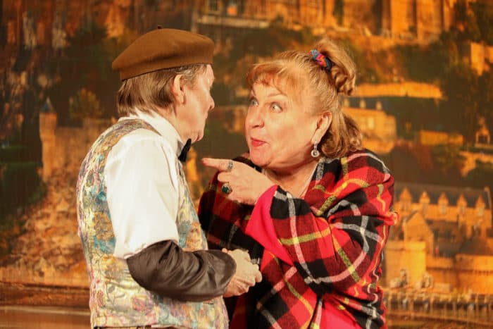 Татьяна Кравченко в театре