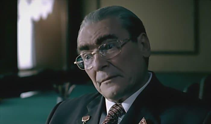 """Сергей Шакуров в фильме """"Брежнев"""""""