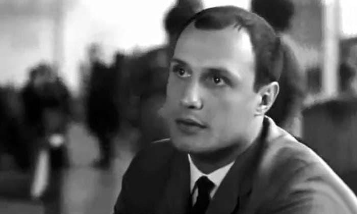 Александр Пороховщиков в молодости