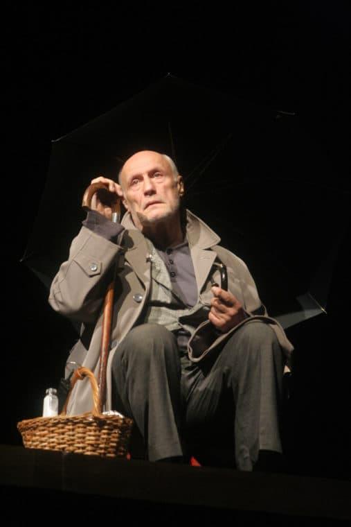 Александр Пороховщиков в театре