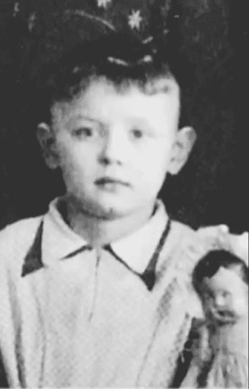 Владимир Меньшов в детстве
