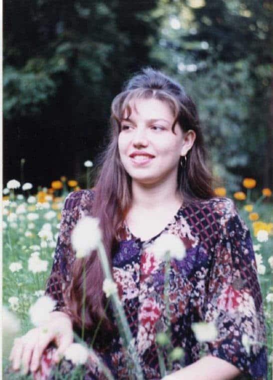 Екатерина Скулкина в юности