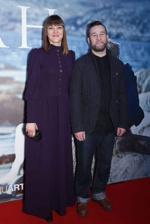 Анна Уколова с мужем Сереем Пугачевым