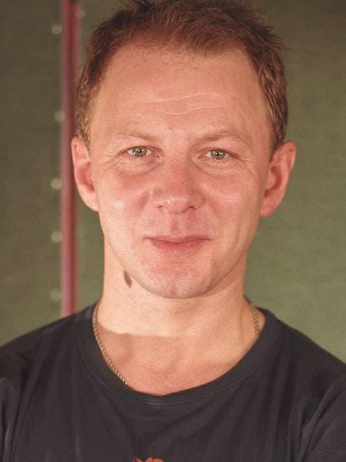 Дмитрий Шевченко в молодости