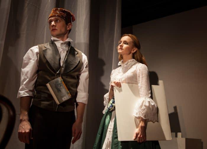 Иван Шибанов в театре