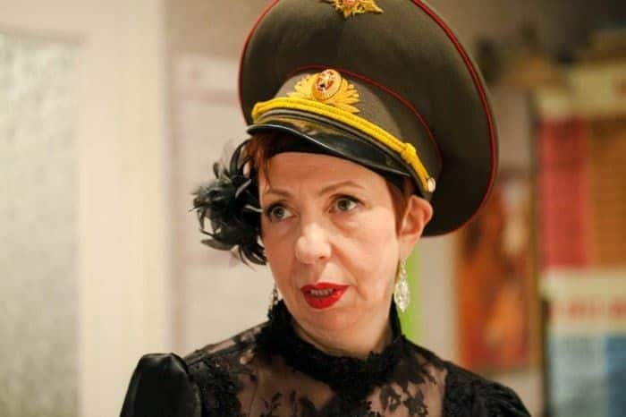 Галина Петрова в сериале «Между нами девочками»