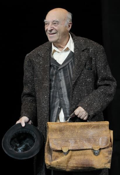 Владимир Этуш в театре