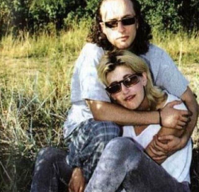 Дмитрий Нагиев и его жена Алиса Шер