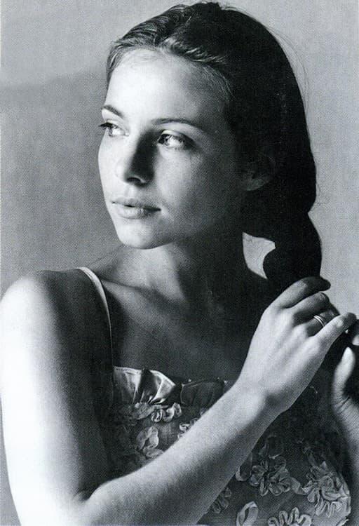 Екатерина Гусева в молодости