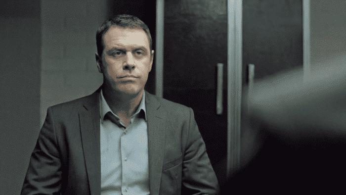 Иван Оганесян в сериале «Нюхач»