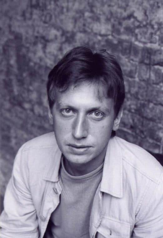 Михаил Трухин в молодости