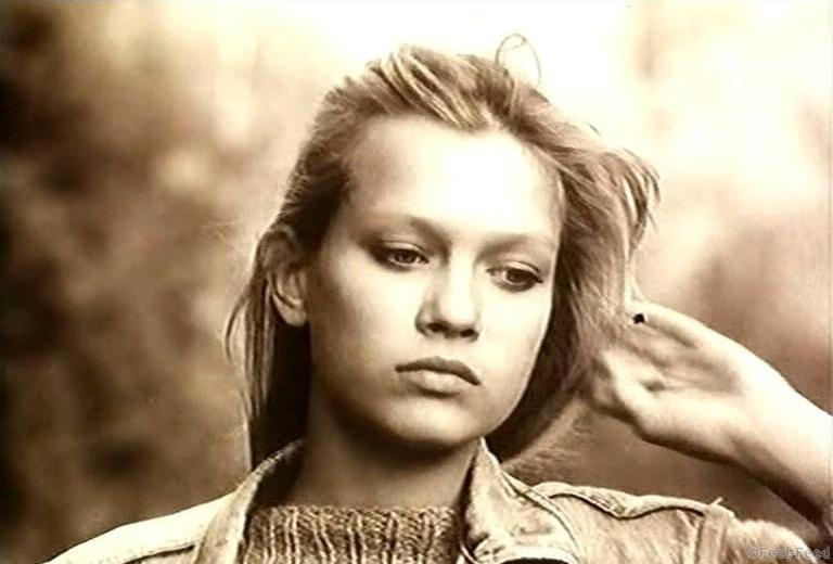 Олеся Судзиловская в детстве