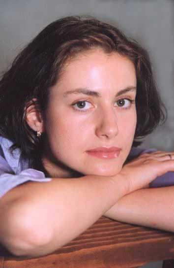Анна Ковальчук в юности