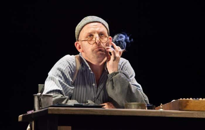Федор Лавров в театре