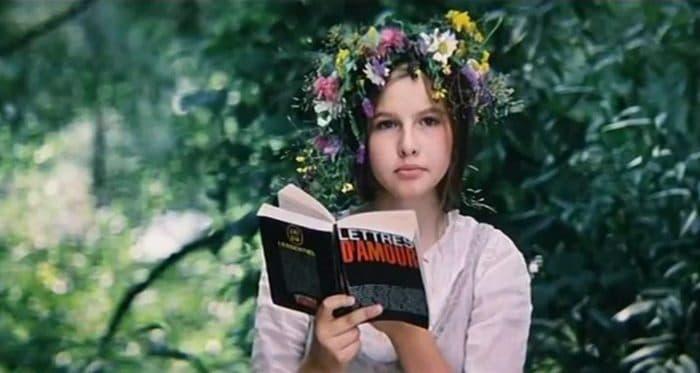 Кадр из фильма Сергея Соловьева «Сто дней после детства»