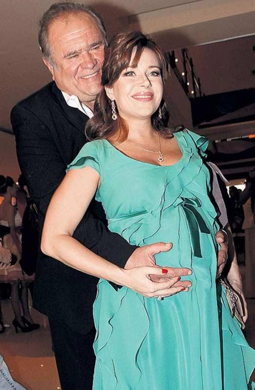 Екатерина Редникова и ее муж Сергей Конов