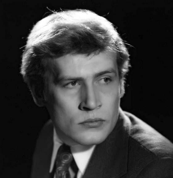 Борис Невзоров в молодости
