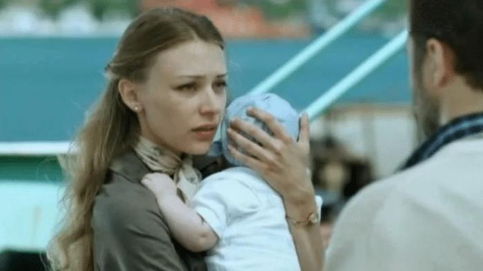 Ирина Таранник в фильме «Была тебе любимая…»