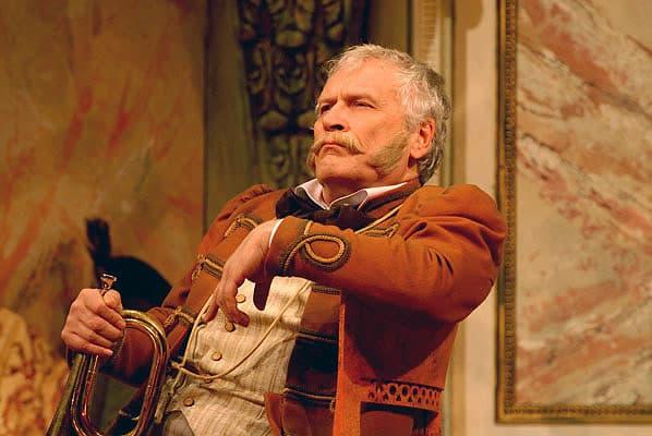 Борис Невзоров в театре
