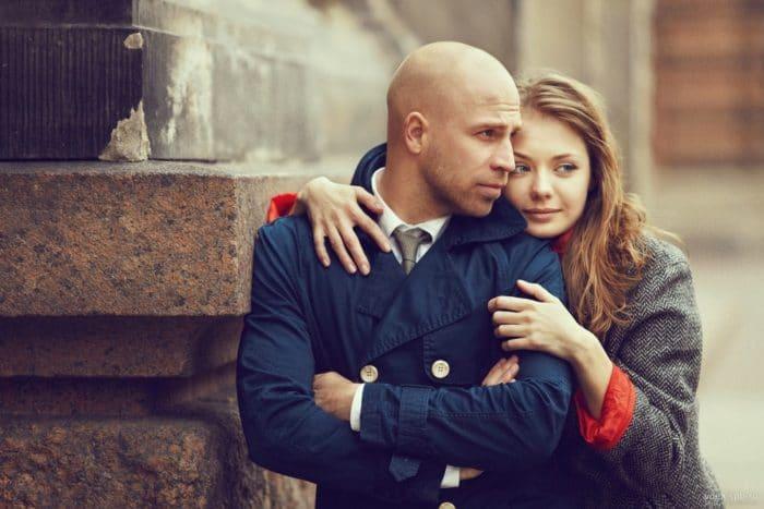 Карина Разумовская с Егором Бурдиным