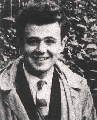 Александр Калягин в молодости