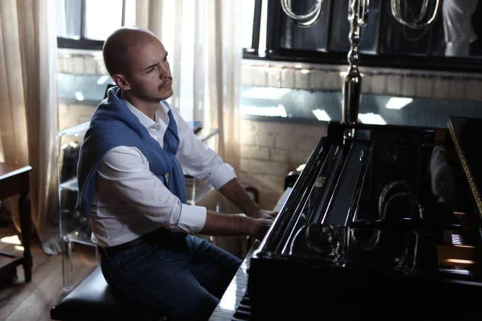Дмитрий Волков - увлечение музыкой