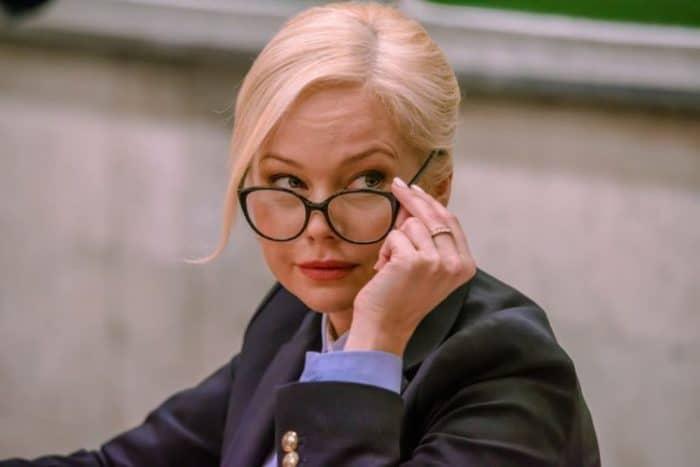 Елена Корикова в «Моя мама против»