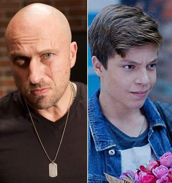 Дмитрий Нагиев и Егор Клинаев