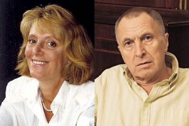 Андрей Смирнов и Наталья Рудная