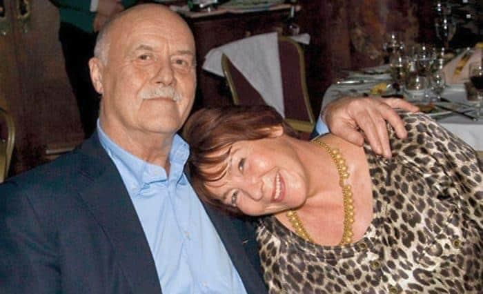 Станислав Говорухин и его вторая жена Галина Борисовна
