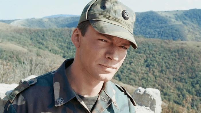 Даниил Страхов в сериале «Грозовые ворота»