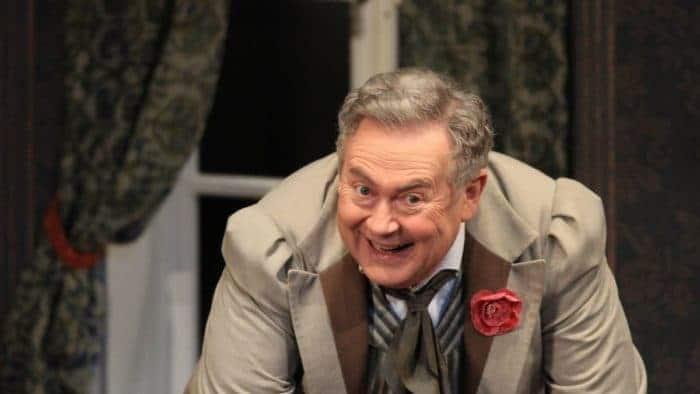 Юрий Стоянов в театре