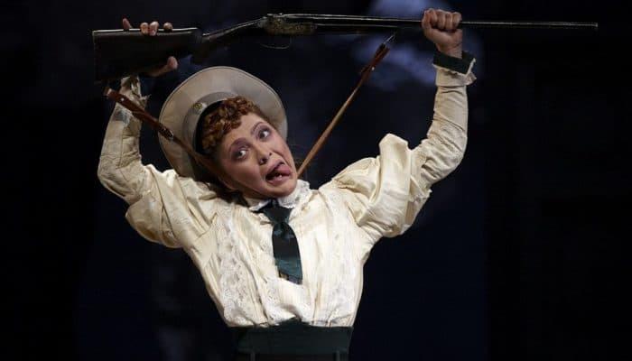 Ольга Дроздова в театре