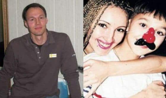 Лера Кудрявцева и ее первый муж Сергей Ленюк