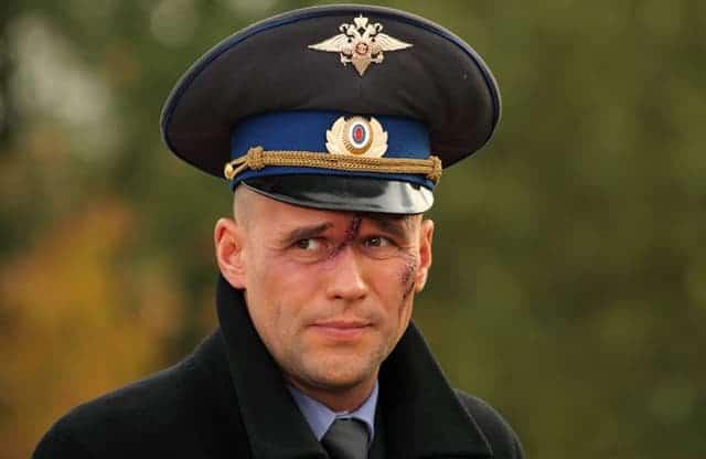 Максим Аверин в сериале «Глухарь»