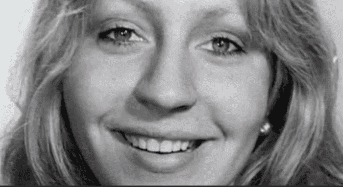 Марина Голуб в молодости