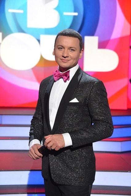 Александр Олешко в передаче «Точь-в-точь»