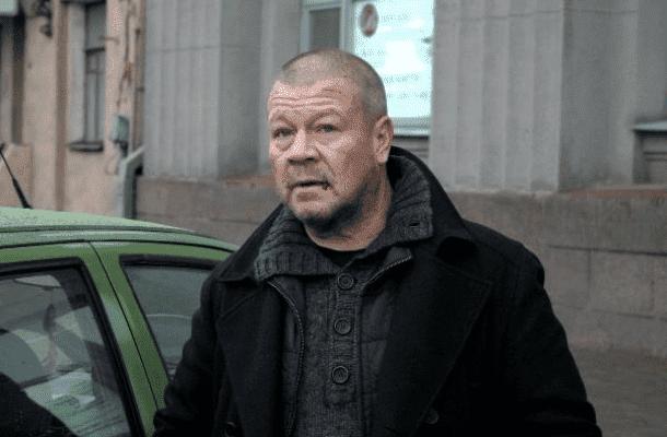 Сергей Селин в сериале «Убойная сила»