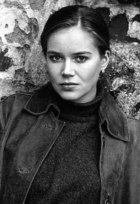 Екатерина Редникова в молодости