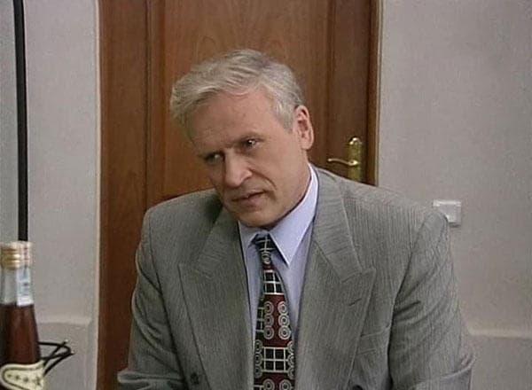 Борис Невзоров в сериале «Каменская»