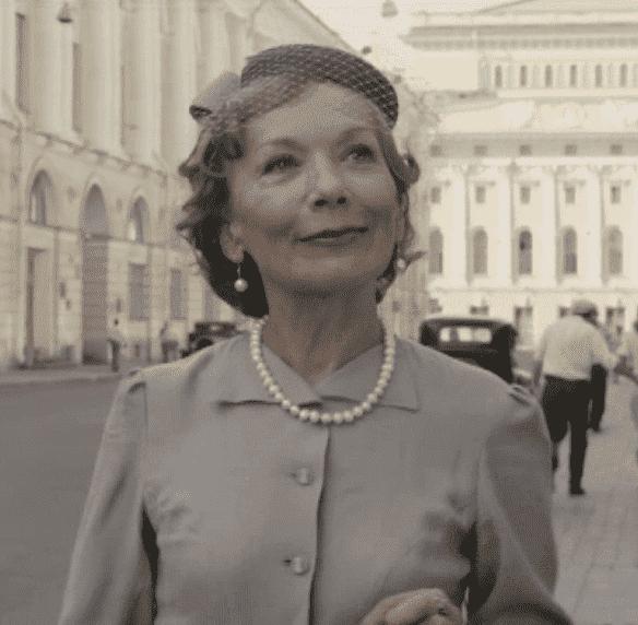 Елена Коренева в фильме «Ленинград 46»