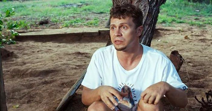 Павел Деревянко в фильме «На море!»