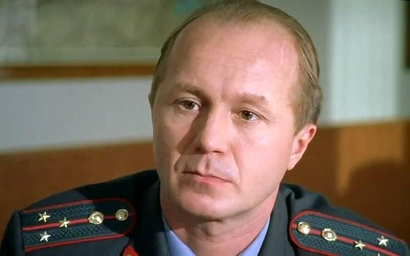 Андрей Панин в сериале «Бригада»