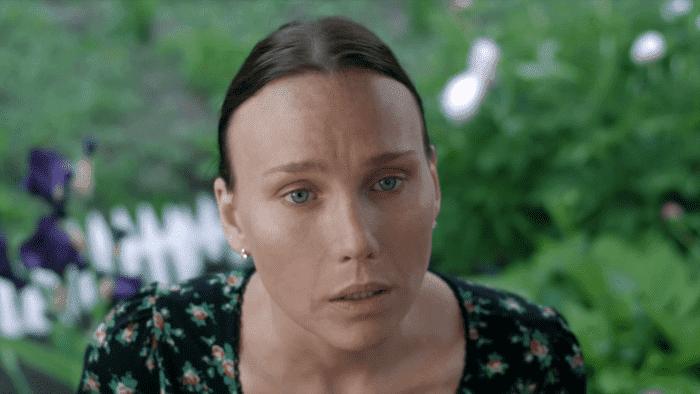 Дарья Екамасова в фильме «Некрасивая любовь»