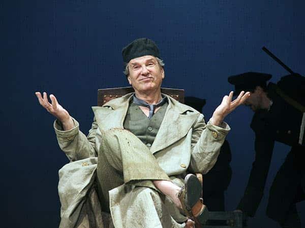 Игорь Костолевский в театре